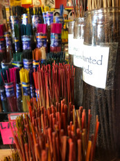 Lots of Incense