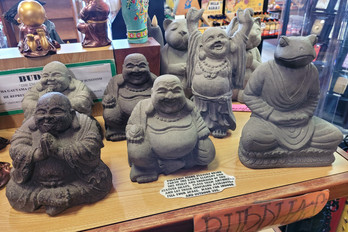 Buddha/Spiritual Statues