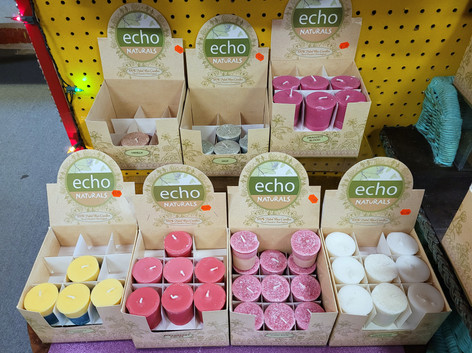Echo Scented Candles