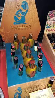 Egyptian Goddess Perfume Oil
