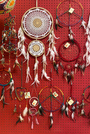 Dreamcatchers and Other Wall Decor