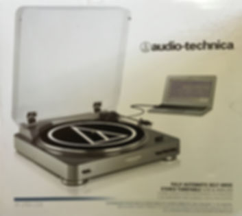 Audio-Technica LP-60 USB Turntable