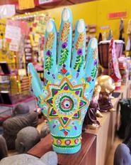 Beautiful Hand Statue