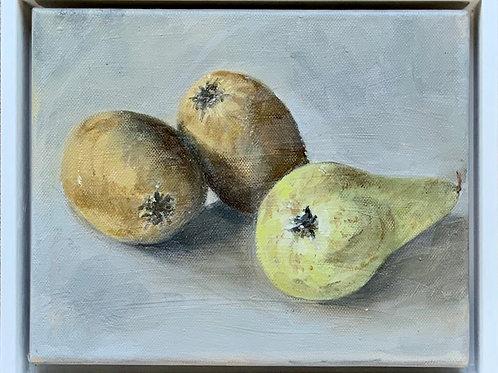 Kiwi and Pear