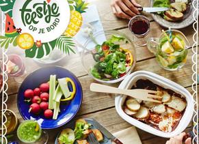 Nieuwe week, nieuwe uitdaging: groente- en fruitbeleg