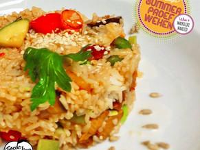 Makkelijke Maaltijd: Vegetarische Thaise nasi