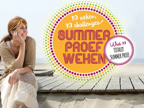 Totally Summer Proef: snackvrije dag