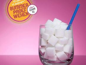 Frisdrank vrij: hoeveel suiker?!