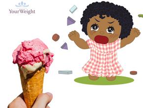 Heb JIJ overgewicht? Voed dan je kind op!