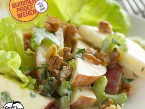 Salad4Lunch: Snelle Waldorfsalade