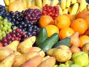 Zo eet je makkelijk, genoeg, groente en fruit