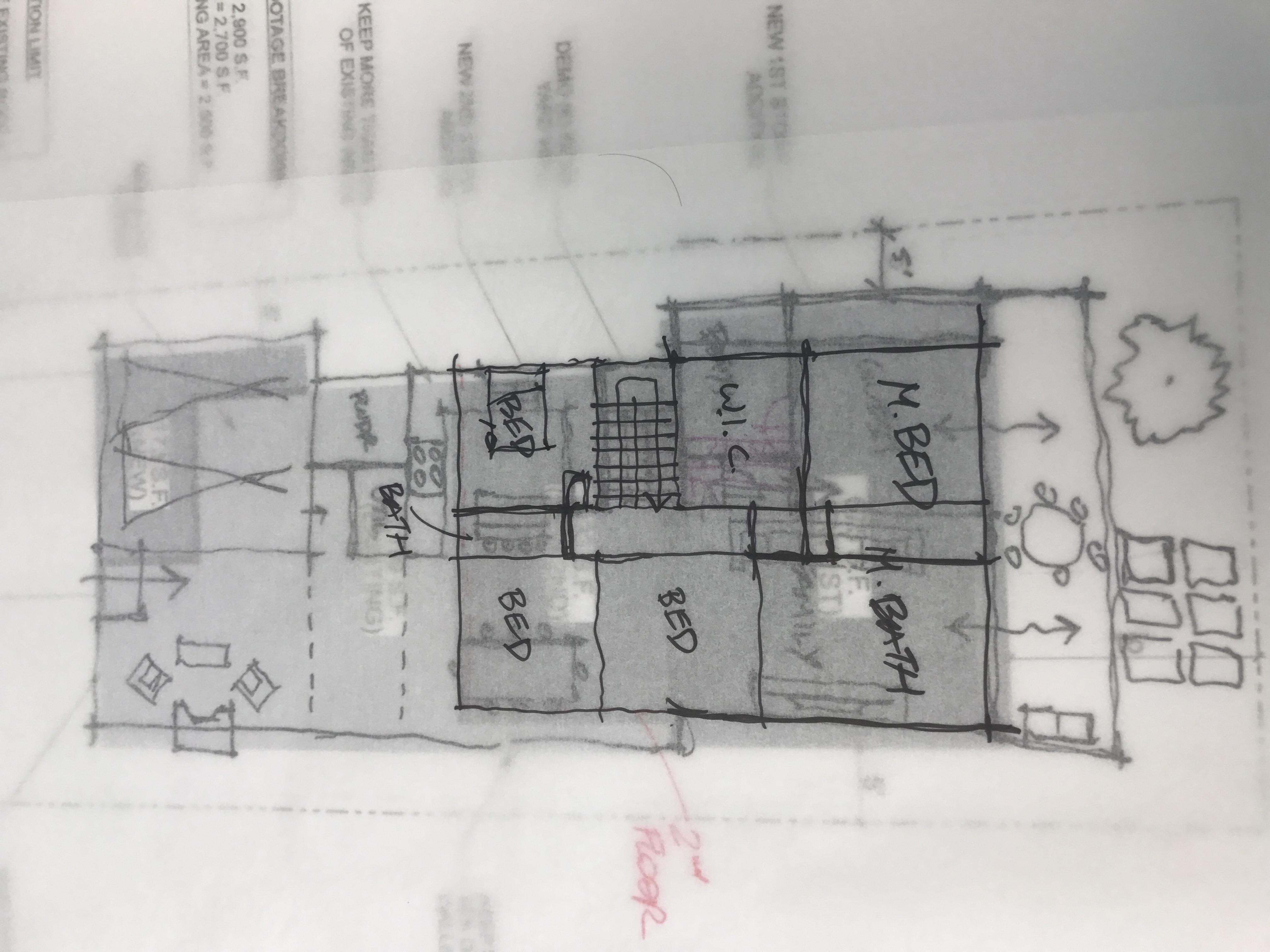 sketch 2nd F