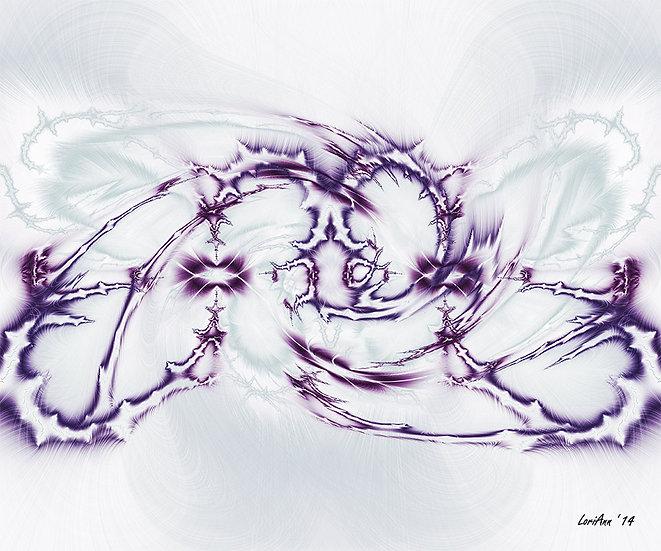 FM - Violet & Teal 3