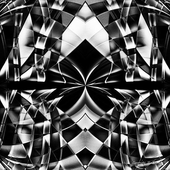 Monochromatic Kaleidoscope