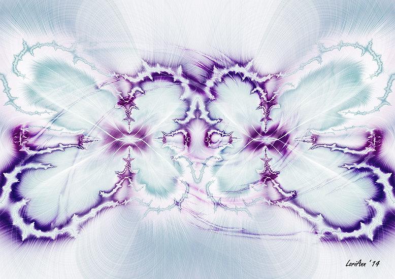 FM - Violet & Teal 1