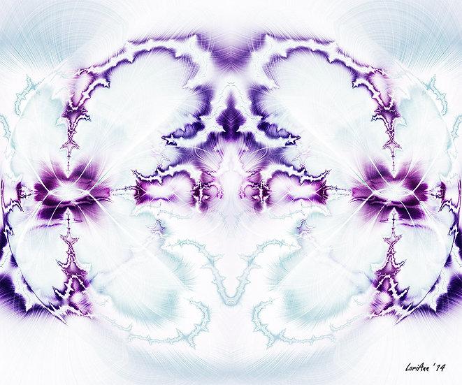 FM - Violet & Teal 4