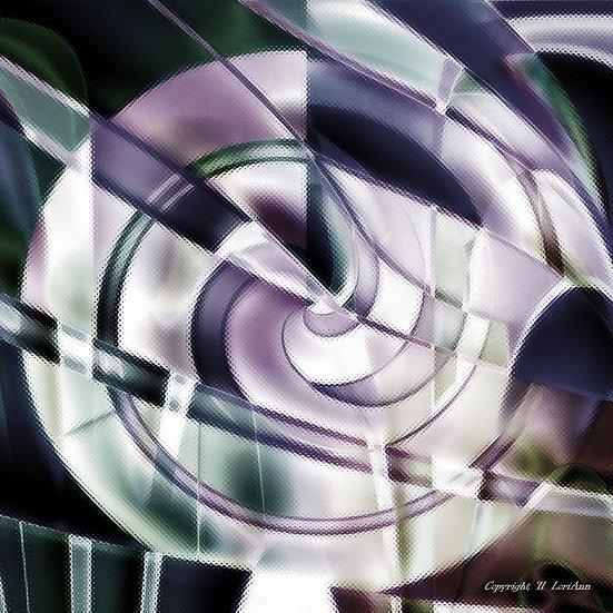 Subdued Swirl