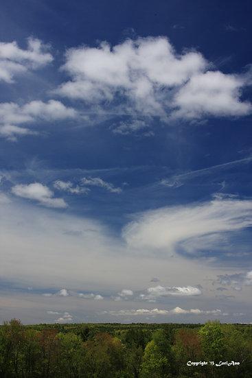 Barre Clouds 1