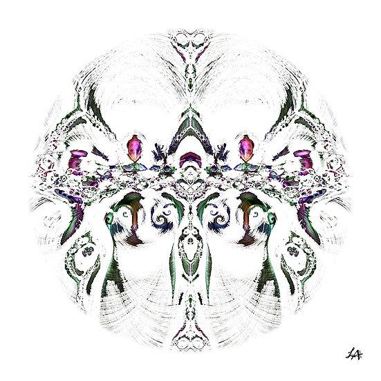 InkBlot - Symmetry 1