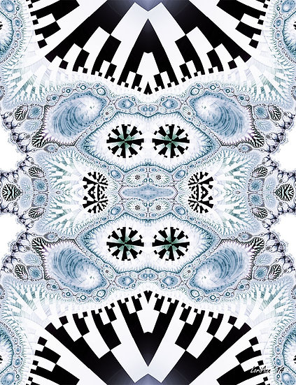 Icy Tiles