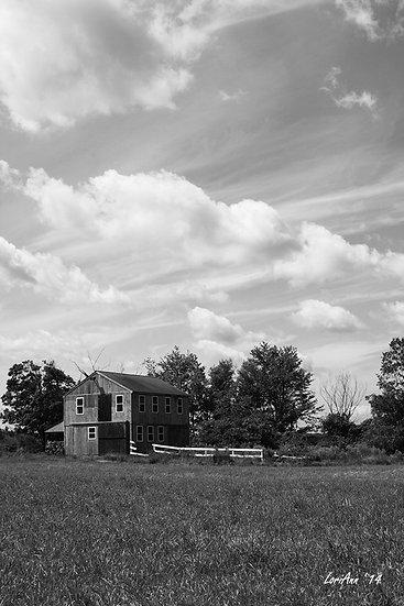 Country Scene - Barre, MA 1