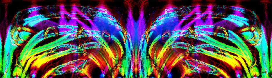 Dueling Rainbows