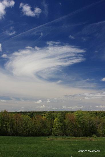 Barre Clouds 4