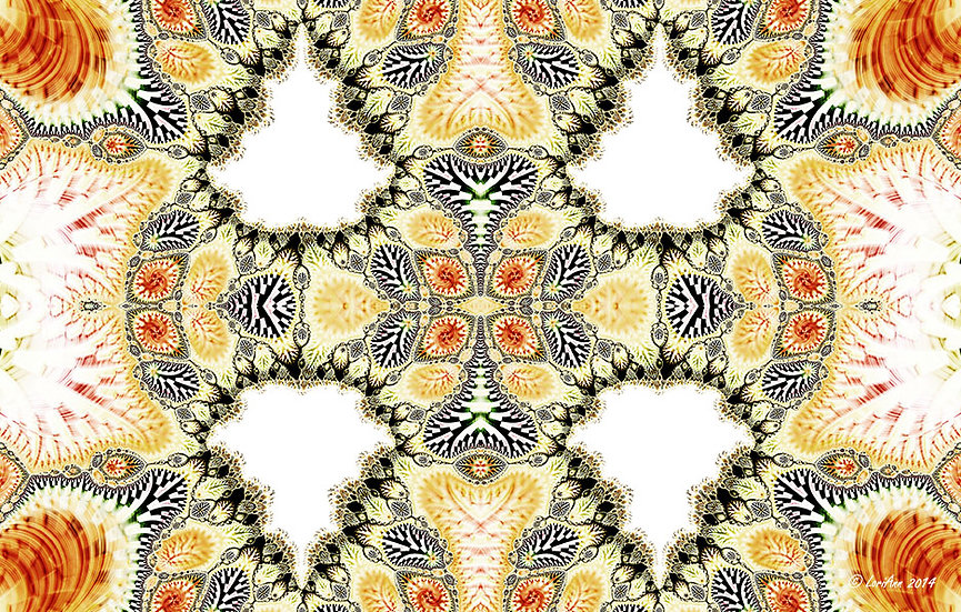 Tawny Mosaic
