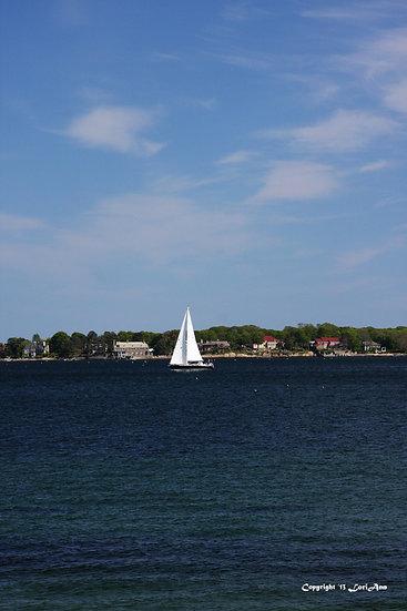 Gloucester Sailboat 1