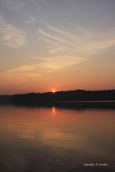 Georgia Sunrise No. 1