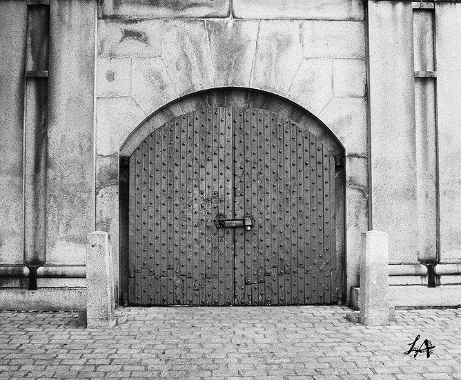 Fort Entrance - Boston, MA