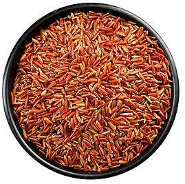 červená rýže