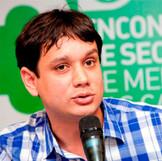 Engenheiro Ambiental André Moreira Fraga