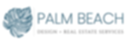 Palm Beach Design & Real Estate Services: Home Staging & Design