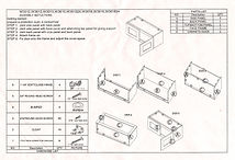 kitchen wall cabinets assembly instructions