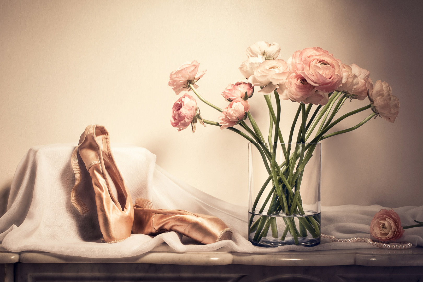 Still life with pointes