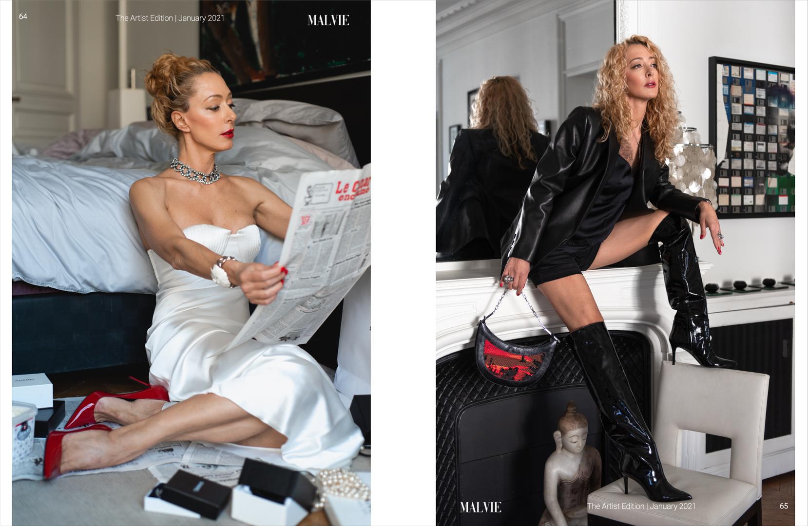 MALVIE Magazine January 2021