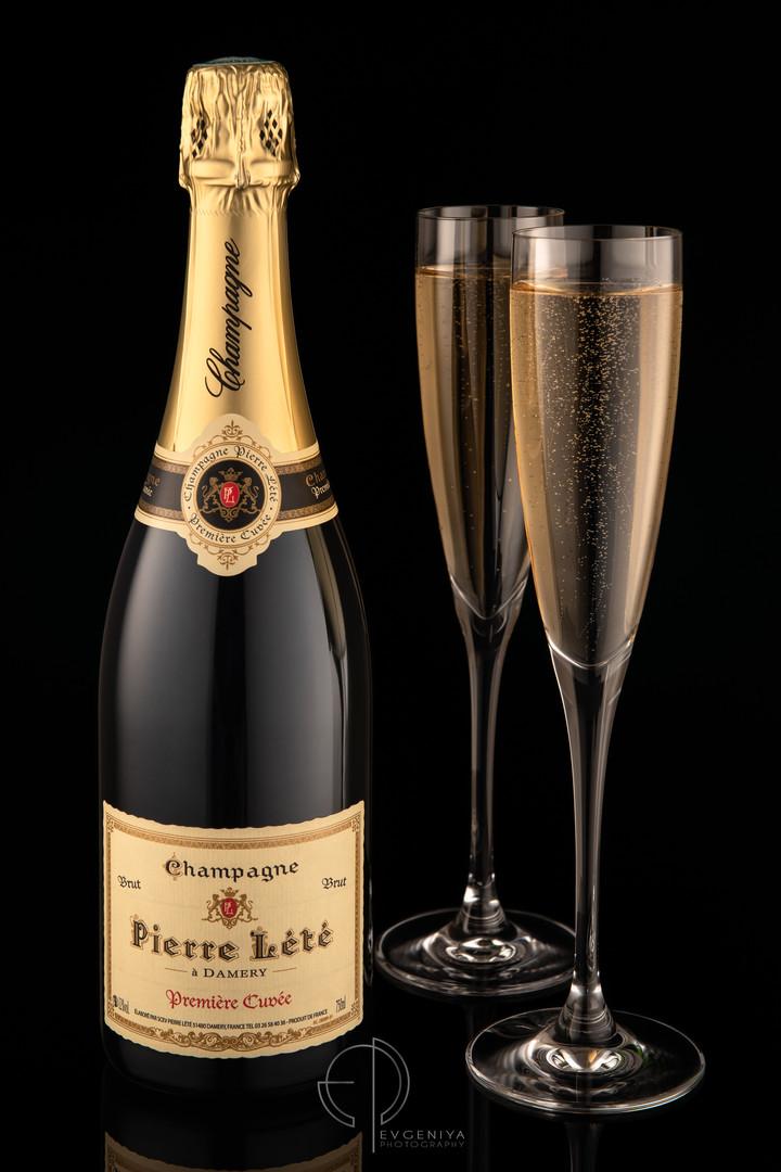 Champagne Piere Lete