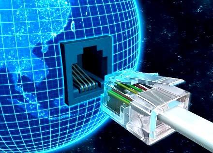 Conexão Ethernet