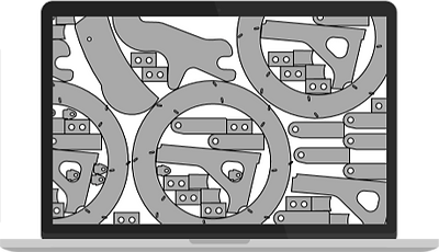 Cutting cutting optimization diagram for sheet metal, plywood, lumber, acrylic, glass, mdf