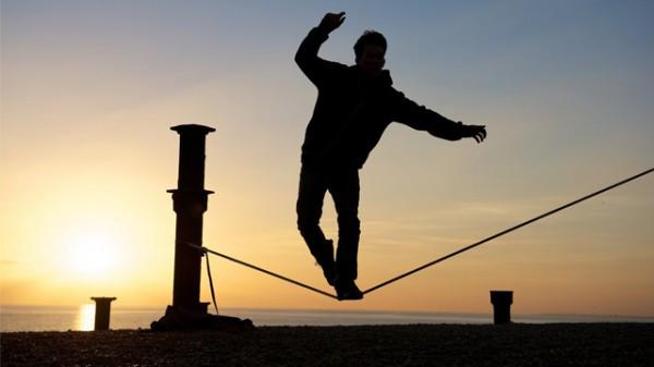 encontrar o equilibrio