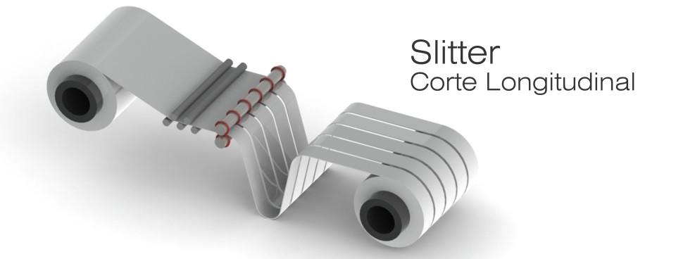 Slitter - Corte Longitudinal