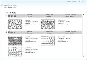 Nesting Program Example