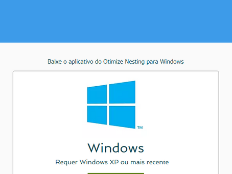 Utilizar o Otimize Nesting em Outro Computador
