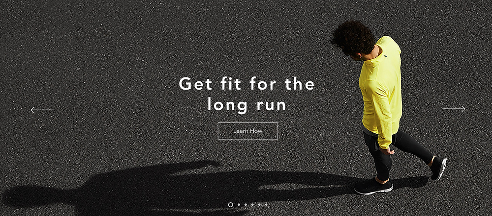 Get fit for the long run
