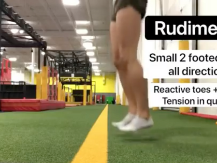 2 in 1 Exercise of the Week: Lateral Skater Hops & Click To See