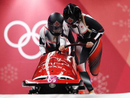 """Testimonial from Bobsledder """"Rizzo"""""""