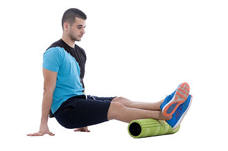 Foam roller exercise explanation and exe