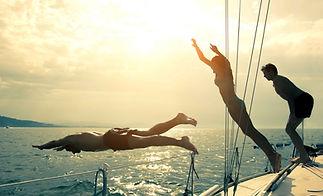 sail boat fun sport sea ionian aegean gr