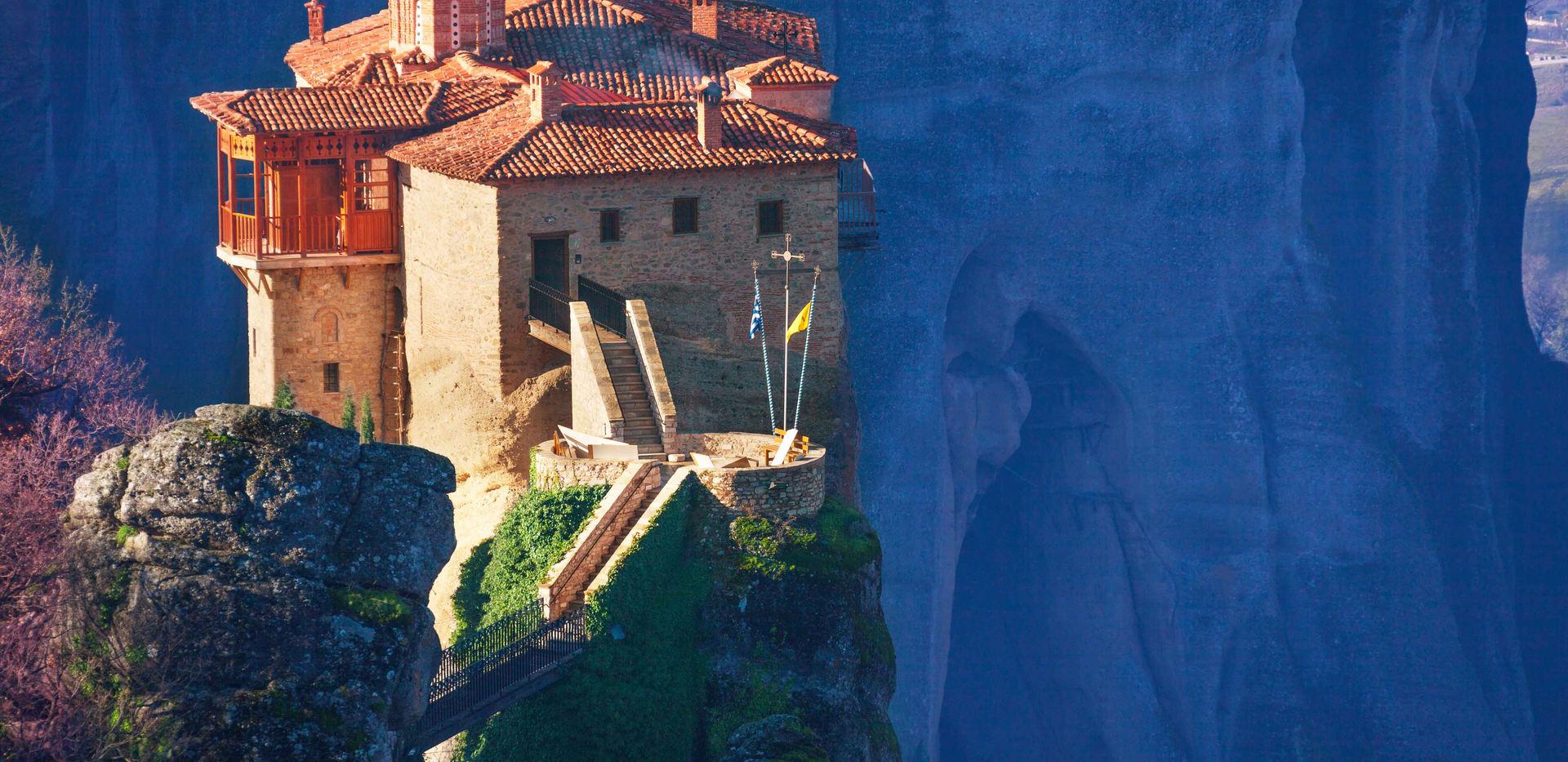 Spiritual Encounters in Greece